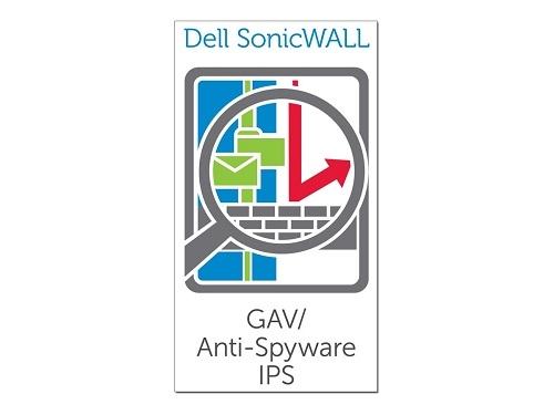 SonicWall Dell Gateway Anti-Malware IP AppControl