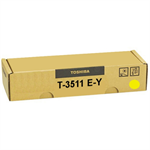 Toshiba 6AK00000104 (T-3511 E-Y) Toner yellow, 10K pages @ 6% coverage