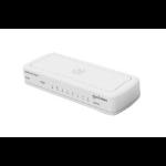 Manhattan 560689 network switch Unmanaged Fast Ethernet (10/100) White