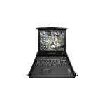 """ADDER View RackDrawer 16 Port KVM with Single IP 19"""" Screen. (please state country code)"""