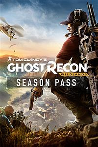 Microsoft Tom Clancys Ghost Recon Wildlands - Season Pass, Xbox One Video game downloadable content (DLC)