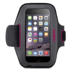 Belkin F8W500BTC01 Armband case Black,Pink mobile phone case