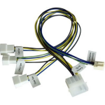 Akasa PWM Fan Splitter Cable cable interface/gender adapter