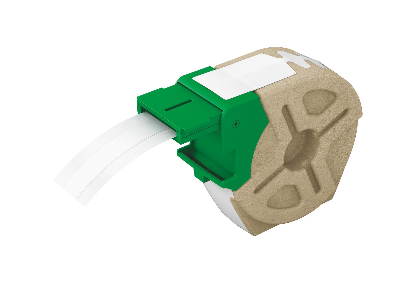 Leitz 70150001 White printer label