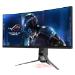 """ASUS PG35VQ computer monitor 88,9 cm (35"""") 3440 x 1440 Pixels UltraWide Quad HD LED Gebogen Zwart"""
