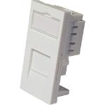 Cablenet 72-3653 socket-outlet RJ-45 White