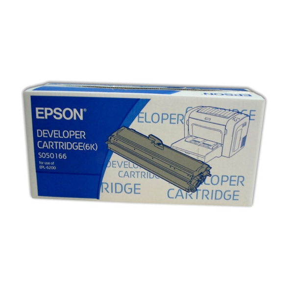 Epson C13S050166 (S050166) Toner black, 6K pages @ 5% coverage