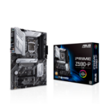 ASUS PRIME Z590-P/CSM Intel Z590 (LGA 1200) ATX motherboard PCIe 4.0 3xM.2 11 DrMOS Power Stages, HDMI, D