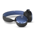 AKG Y500 Headset Head-band Blue