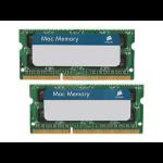 Corsair CMSA8GX3M2A1333C9 memory module 8 GB DDR3 1333 MHz