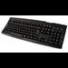 2-Power KYBAC260-UP-BKFR USB French Black keyboard