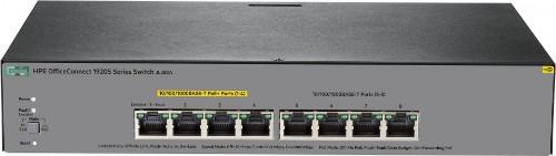 Hewlett Packard Enterprise OfficeConnect 1920S 8G PPoE+ 65W + 3x Aruba Instant On AP12 (RW) Managed L3 Gigabit Ethernet (10/100/1000) Grey 1U Power over Ethernet (PoE)