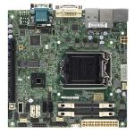 Supermicro X10SLV-Q Intel Q87 Socket H3 (LGA 1150) Mini ITX motherboard