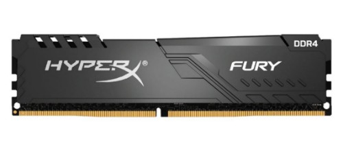 HyperX FURY HX426C16FB4/16 memory module 16 GB 1 x 16 GB DDR4 2666 MHz