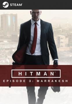 Square Enix HITMAN Episode 3: Marrakesh, PC Video game downloadable content (DLC) Deutsch
