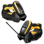 Datalogic PBT9501-ARRBK10EU barcode reader Handheld bar code reader 2D Black, Yellow