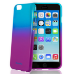 "XtremeMac IPP-MF6P-23 5.5"" Cover Blue,Purple mobile phone case"