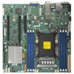 Supermicro X11SPM-TPF server/workstation motherboard LGA 3647 (Socket P) micro ATX Intel C622