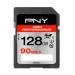 PNY SDXC 128GB High Performance 128GB SDHC UHS-I Class 10 memory card