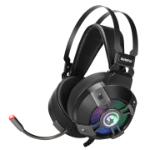 Marvo HG9015G headphones/headset Head-band Black