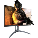 "AOC AG273QCX computer monitor 68.6 cm (27"") Quad HD LED Curved Black,Red,Silver"