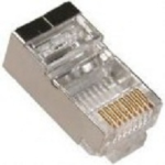 Unirise CAT6 RJ45, 100 Pack RJ45 wire connector