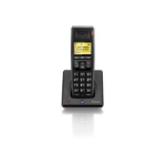 British Telecom 060748 telephone handset DECT telephone handset Caller ID Black