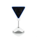 ZyXEL Aurora IP security camera Indoor Cube Black,White