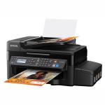 EPSON ET-4500 EcoTank Multifunction Inkjet - Print, Scan, Copy, Fax