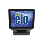 "Elo Touch Solution E413198 3.1GHz i3-4350T 15"" 1024 x 768pixels Touch screen All-in-one Black Point Of Sale Terminal"