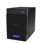 Netgear ReadyNAS 314 Mini Tower Ethernet LAN Black