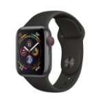 Apple Watch Series 4 smartwatch Grau OLED Cellular GPS