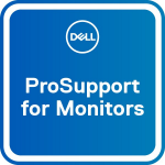 DELL Upgrade from 3Y Basic Advanced Exchange to 3Y ProSupport for monitors MM4_3AE3PAE