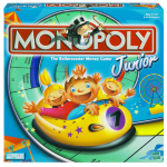 HASBRO GAME MONOPOLY JUNIOR ( EACH )