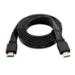 V7 Cable negro de vídeo con conector HDMI macho a HDMI macho 2m 6.6ft