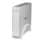 "StarTech.com USB 3.0 Trayless External 3.5"" SATA III HDD Enclosure w/ UASP – White"