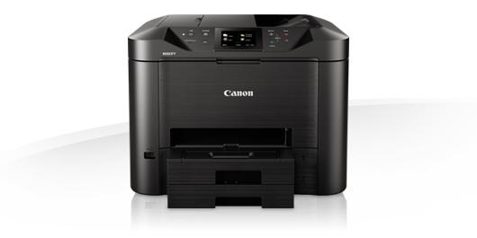Canon MAXIFY MB5450 Inyección de tinta 24 ppm 600 x 1200 DPI A4 Wifi