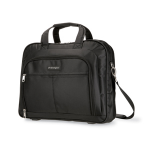 Kensington Simply Portable 15.6'' Deluxe Topload Laptop Case- Black