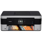 Brother MFC-J4420DW 1200 x 6000DPI Inkjet A3 35ppm Wi-Fi Black,Silver multifunctional