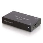 C2G TruLink HDMI over Cat5 Box AV transmitter Black