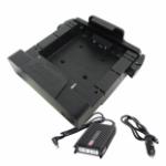 """Gamber-Johnson 7170-0531 veiligheidsbehuizing voor tablets 20,3 cm (8"""") Zwart"""