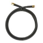 Mikrotik SMASMA coaxial cable 1 m SMA Black
