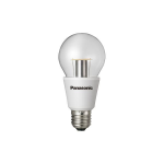 Panasonic LDAHV6L27CG2EP 6.4W E27 A Warm white LED bulb