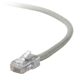 "Belkin RJ45 Cat5e Patch cable, 2.7m networking cable 106.3"" (2.7 m) U/UTP (UTP)"