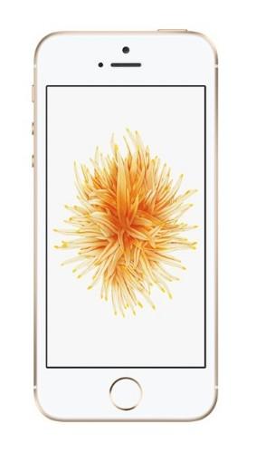 "Apple iPhone SE 4"" Single SIM 4G 32GB Gold"