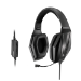 Gigabyte FORCE H3X Binaural Head-band Black headset