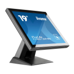 "iiyama ProLite T1931SR-B5 touch screen monitor 48.3 cm (19"") 1280 x 1024 pixels Black Single-touch"