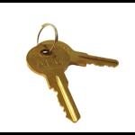 APG Cash Drawer PK-8K-A5 key cabinet/organizer Gold