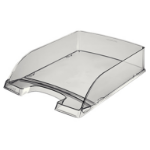 Leitz 52262092 desk tray/organizer Polystyrene Transparent