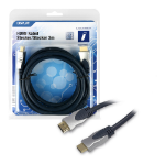 Innovation IT 5A 602676 DISPLAY HDMI cable 2 m HDMI Type C (Mini) HDMI Type A (Standard) Black